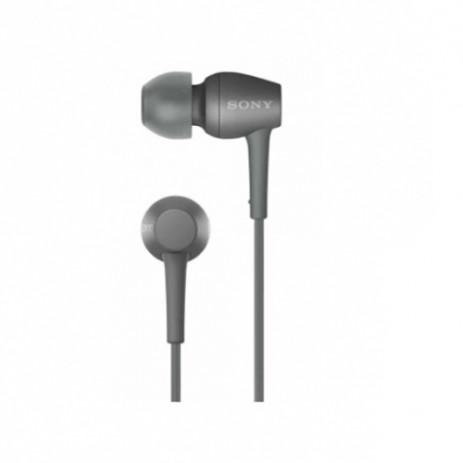 Наушники Sony IER-H500A (серый графит)