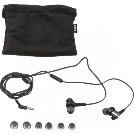 Наушники Sony MDR-XB50AP (черный)