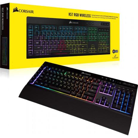 Игровая клавиатура Corsair K57 RGB Wireless
