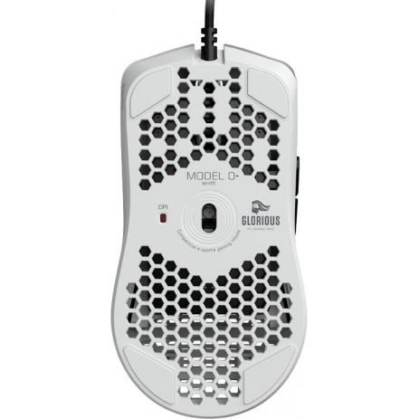 Игровая мышь Glorious PC Gaming Race Model O Minus Matte White