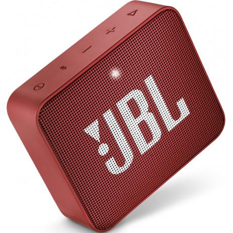 Портативная колонка JBL Go 2 (красный)