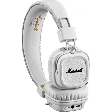 Наушники Marshall Major III Bluetooth (белый)