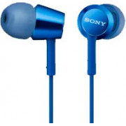Sony MDR-EX155 (голубой)