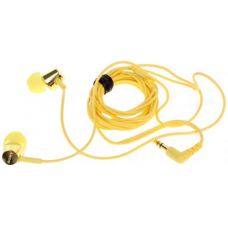 Sony MDR-EX155 (желтый)