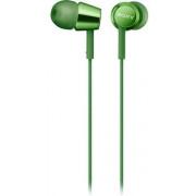 Sony MDR-EX155 (зеленый)