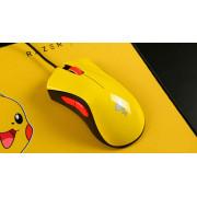 Мышь Razer Deathadder Pickachu Mouse с ковриком