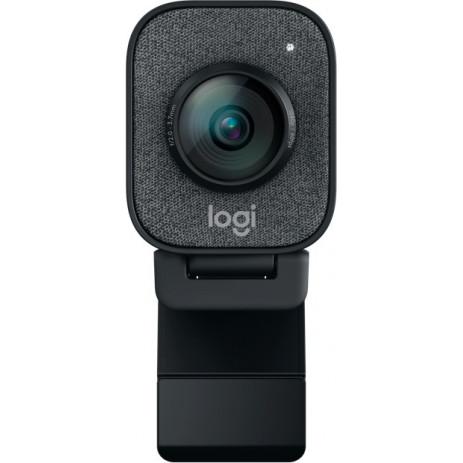 Веб-камера Logitech StreamCam (черный)