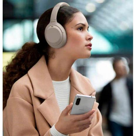 Sony WH-1000XM4 (серебристый)
