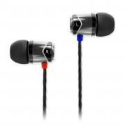 SoundMagic E10 (черный/металлик)