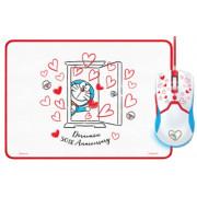 Razer Doraemon 50th Anniversary Limited Edition + коврик Set Love