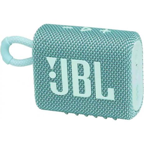 Беспроводная колонка JBL Go3 (бирюзовый)