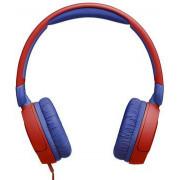 Наушники JBL JR310 (красный/синий)