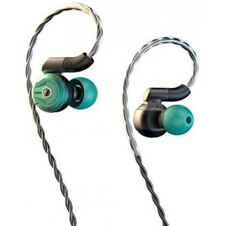Наушники Dunu DK-2001 (зеленый)