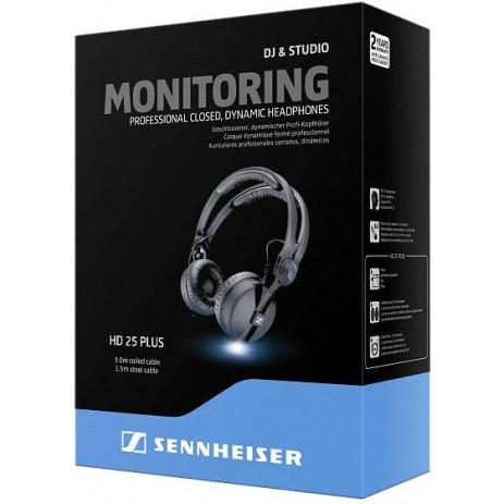 Наушники Sennheiser HD 25 Plus