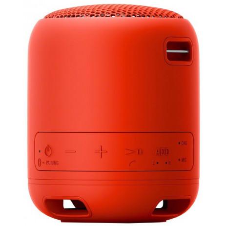 Беспроводная колонка Sony SRS-XB12 (красный)