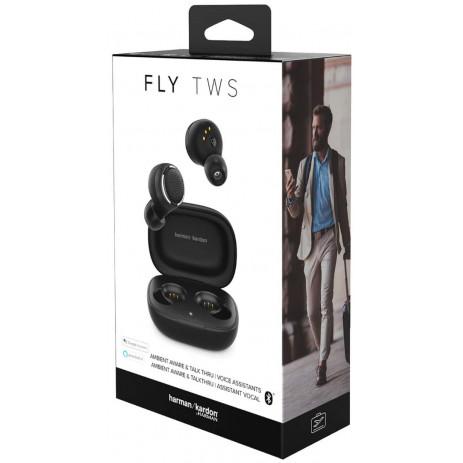 Наушники Harman Kardon Fly TWS (черный)