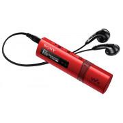 MP3-плеер Sony NWZ-B183F (красный)