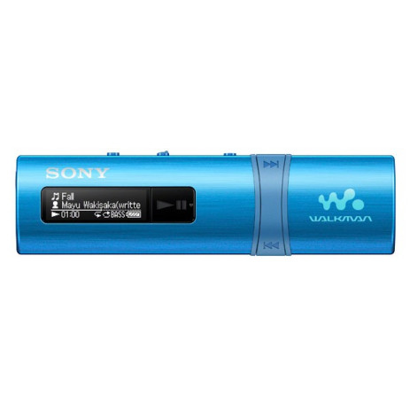 MP3-плеер Sony NWZ-B183F (синий)