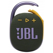 Беспроводная колонка JBL Clip 4 (зеленый)