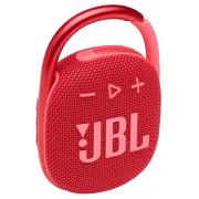 JBL Clip 4 (красный)