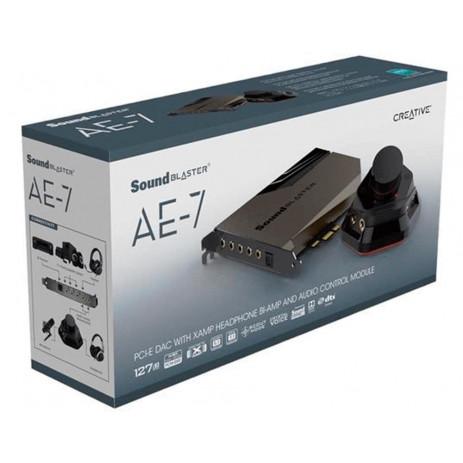Звуковая карта Creative Sound Blaster AE-7