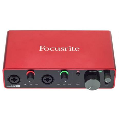 Усилитель Focusrite Scarlett 4i4 (3rd gen)