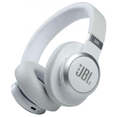 Наушники JBL Live 660NC (белый)