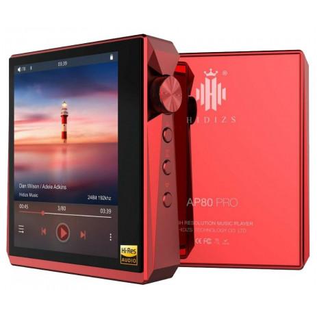 Плеер Hidizs AP80 Pro (красный)