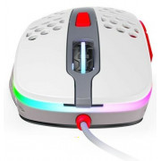 Мышь Xtrfy M4 RGB Retro (белый)