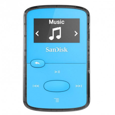 Плеер Sandisk Sansa Clip Jam 8GB (синий)