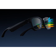 Аудио-очки Razer Anzu (Rectangle Blue Light + Sunglass SM)