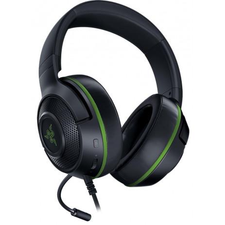 Наушники Razer Kraken X for Console Xbox green